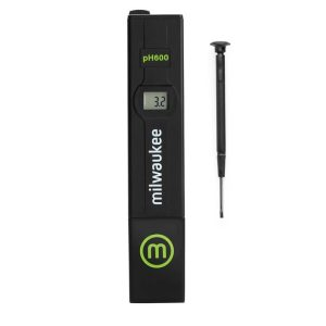 Medidor de pH, Tester Digital / PH600 / Milwaukee